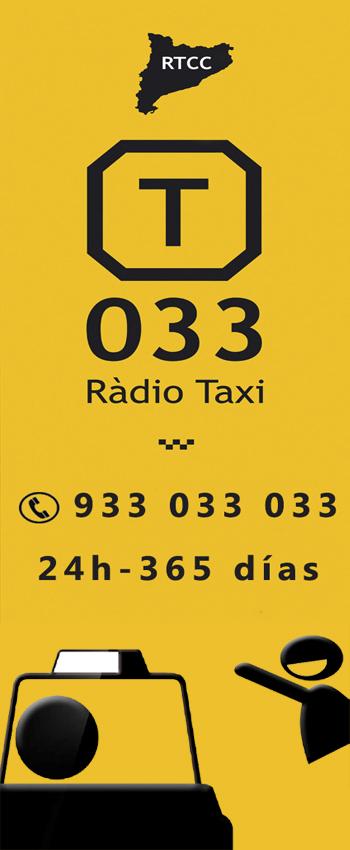 Radio Taxi - Barcelona - 033